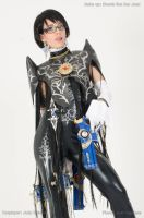 Bayonetta 2 cosplay - I should be a pole dancer! by JudyHelsing