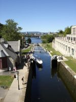 Rideau Canal by MapleRose-stock