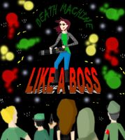 NZ: LIKE A BOSS by wolf-petal