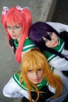 Highschool of the dead by A-Teen