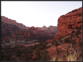 Boynton Canyon by ToadsDontExist