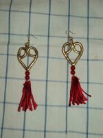 Vivaldi's earrings and pendant selling 2 by Claire-Leonhart