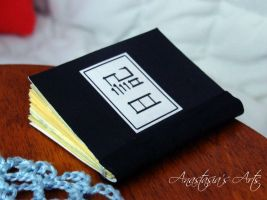 Miniature Notebook for BJD by AnastasiasArts