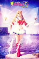 Super Sailor Moon by UsagiChiba-Selenit