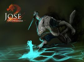 Jose Dustwhisper by greyf0xuk