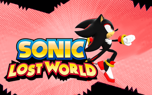 Shadow in Sonic Lost world remade! by NIBROCrock