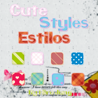 Styles Estilos Cute PS7 by Ulquiorra-Himura