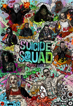 Suicide Squad Final Poster by jeransome