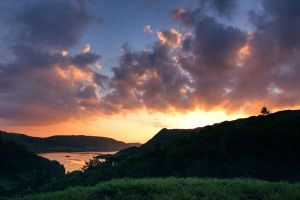 Lakeland Sunrise by scotto
