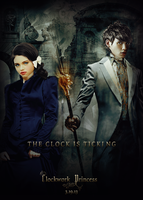 Clockwork Princess - The clock is ticking by Ardawling