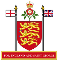 For England and Saint George by Rory-The-Lion