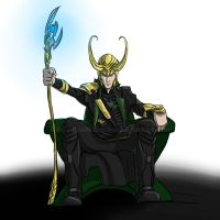Loki by Reno-Art