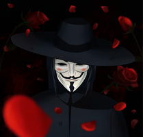 Guy Fawkes by CGrey