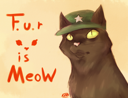 Random.- F.U.R is Meow by CoteTR