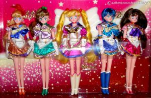 Sailor Moon World Sera-Myu DX Dolls Collection by onsenmochi