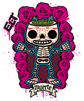 Muerte by Cosmic-Brainfart