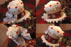 Gingerbread Hat by NoFlutter