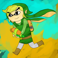 SplaToon Link by Oditharge