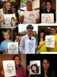 Live Caricature Work by DoodleArtStudios