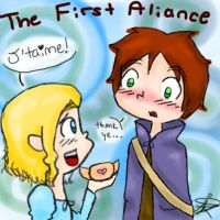 The First Alliance by Snicket-Chan