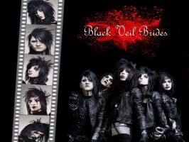 Black Veil Brides Wallpaper by sexysharingan