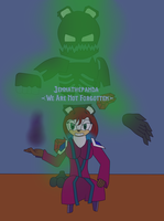 World of Pawcraft - Jenna the Warlock by Frozenvolf