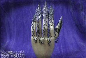 Chained Claws by Necrosarium