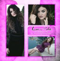 Photopack 650 - Lucy Hale by BestPhotopacksEverr
