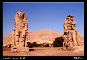 Colossi of Memnon rld 07 by richardldixon