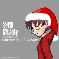 A white Christmas -CD cover- by Studionightbird