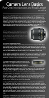Camera Lens Basics - Part One by DavidVogt