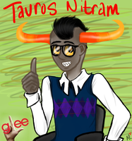 tAVROS nITRAM as Artie! by Suagrtooth900