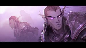 Impression of Warcraft Movie Trailer #11 by YanmoZhang
