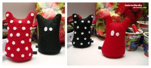 plushies and polka dots by lucie-in-the-sKy