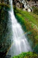 This is a water fall by saka50ft