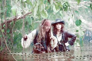 POTC 4 - Jack and Angelica by me969