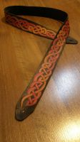 Guitar Strap by Lathron