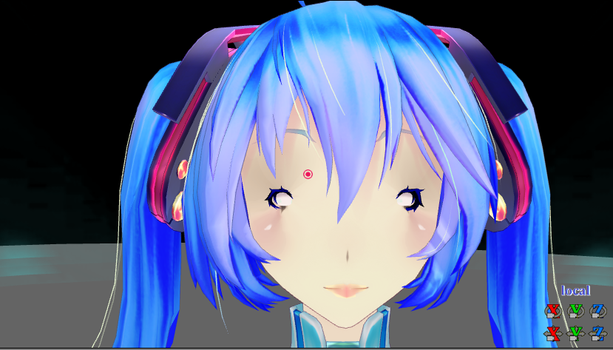 What happens when you leave me alone with MMD by Neshujuxi