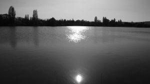 Lake of reflection by Miroda