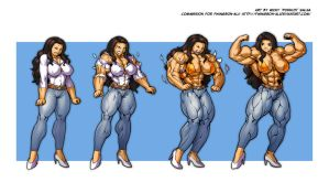 Cana Muscle Growth by Pokkuti