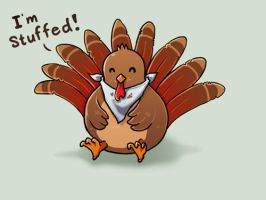 Happy Thanksgiving by ramy