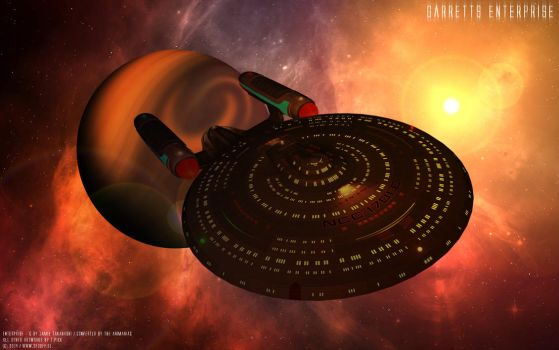 Garrets Enterprise by Joran-Belar