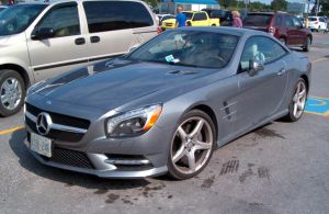 Mercedes-Benz SL550 by Ripplin