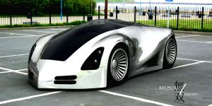 Concept Car by mus0u