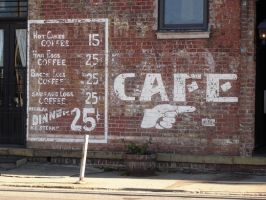 Cafe sign by EMGrapes