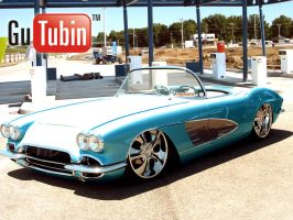 Old Corvette Custom by cravacargutubin