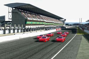 March of the Ferrari's by whendt