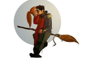 Hinny by HalosMadeOfSummer