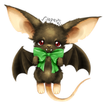 Transformice. Cute plush vampire by krikdushi