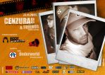cenzurah and friends flyer by HipHopBoard